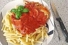 Tomatige Putenschnitzel