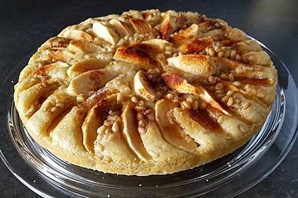Apfel - Buttermilch - Kuchen 14