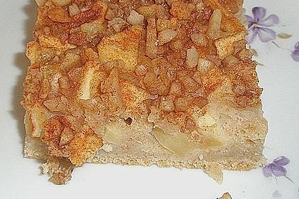 Apfel - Buttermilch - Kuchen 8