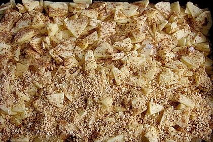 Apfel - Buttermilch - Kuchen 3