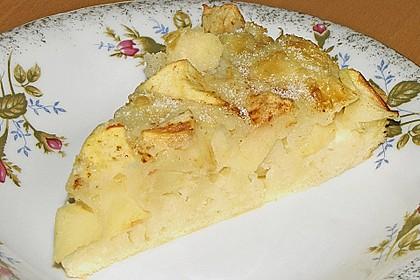 Apfel - Buttermilch - Kuchen 12