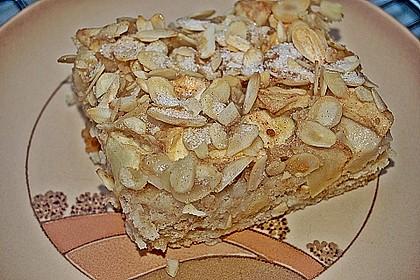 Apfel - Buttermilch - Kuchen 6