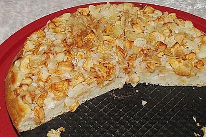 Apfel - Buttermilch - Kuchen 11