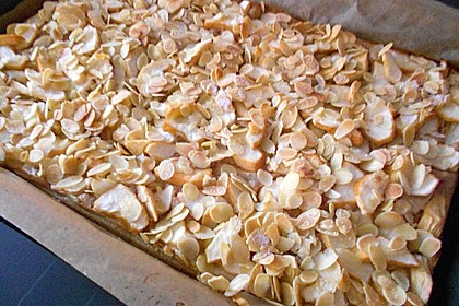 Apfel - Buttermilch - Kuchen 5
