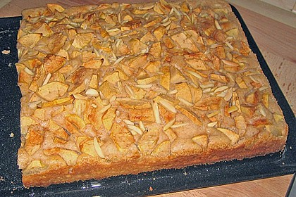 Apfel - Buttermilch - Kuchen 13