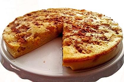 Apfel - Buttermilch - Kuchen 2