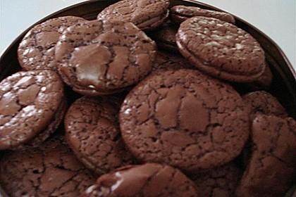 Macarons au Chocolat 39