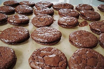 Macarons au Chocolat 32