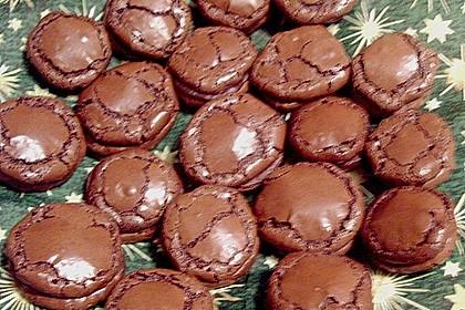Macarons au Chocolat 38