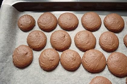 Macarons au Chocolat 26