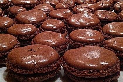 Macarons au Chocolat 9
