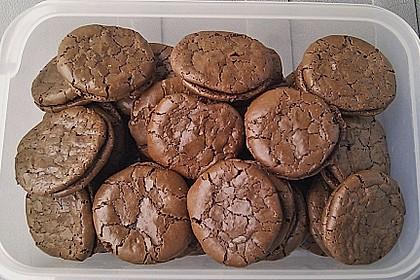 Macarons au Chocolat 28