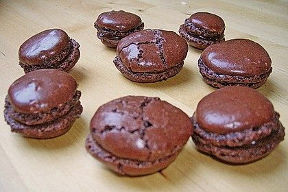 Macarons au Chocolat 19