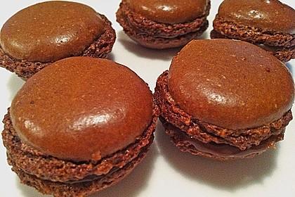 Macarons au Chocolat 4