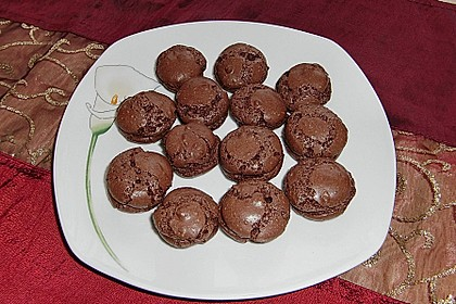 Macarons au Chocolat 21