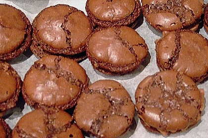 Macarons au Chocolat 36