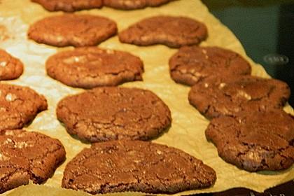 Macarons au Chocolat 41