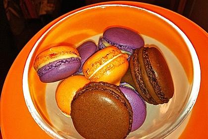 Macarons au Chocolat 2