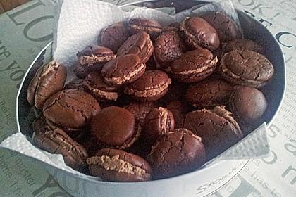 Macarons au Chocolat 24