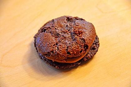 Macarons au Chocolat 25