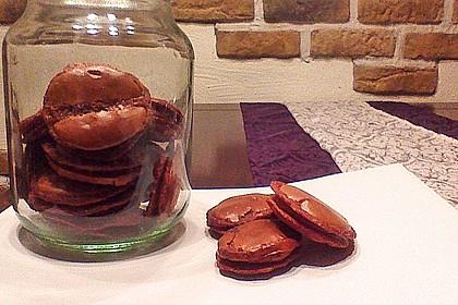 Macarons au Chocolat 18