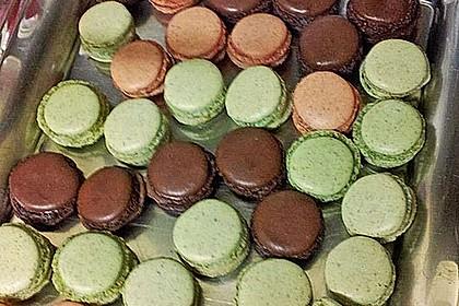Macarons au Chocolat 1