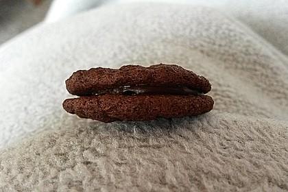 Macarons au Chocolat 29