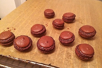 Macarons au Chocolat 13