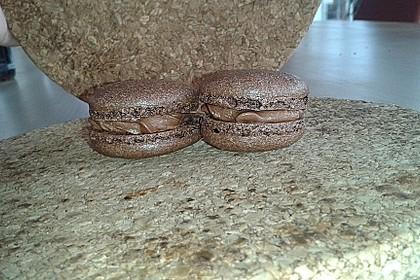 Macarons au Chocolat 8