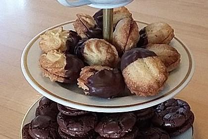 Macarons au Chocolat 15