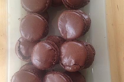 Macarons au Chocolat 11