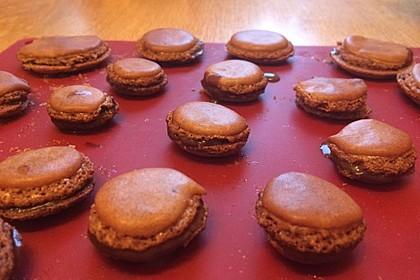 Macarons au Chocolat 14