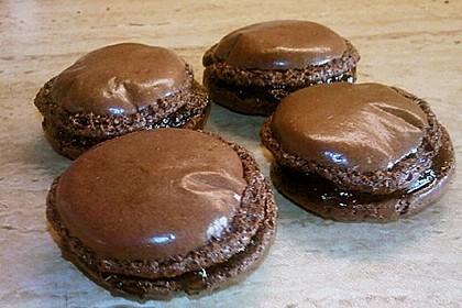 Macarons au Chocolat 12