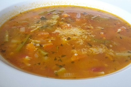 Asia - Curry - Suppe 15