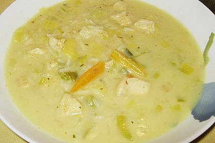 Asia - Curry - Suppe 19