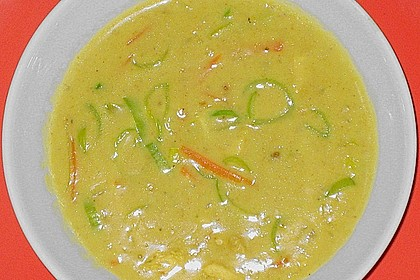 Asia - Curry - Suppe 14