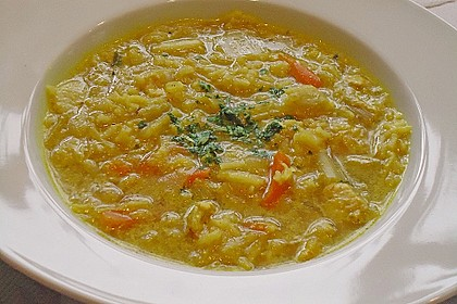 Asia - Curry - Suppe 21