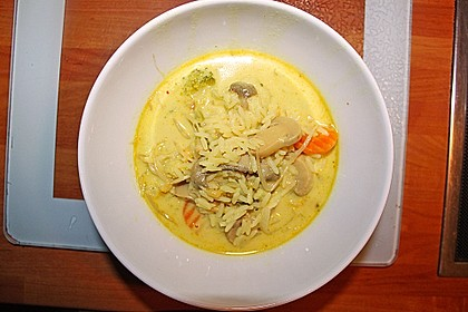 Asia - Curry - Suppe 23