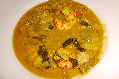 Asia - Curry - Suppe 13