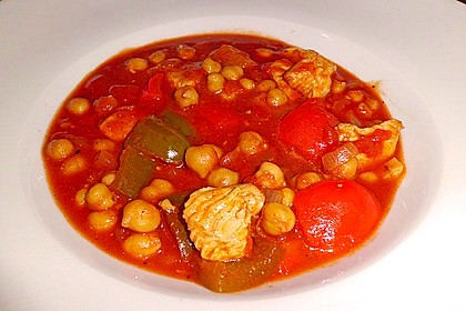Afrikanische Tomatensuppe 1