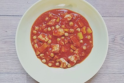 Afrikanische Tomatensuppe 6