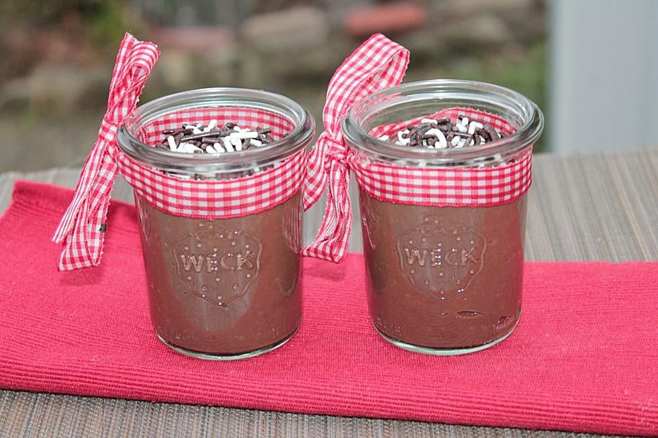 Schokoladenpudding aus dem Thermomix (Rezept mit Bild)   Chefkoch.de