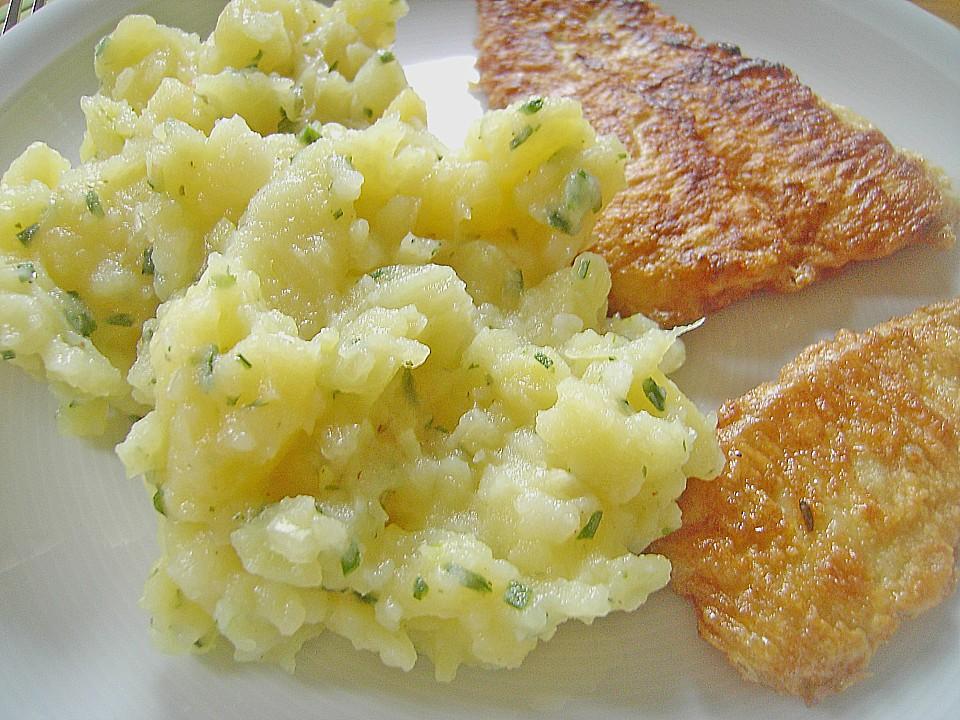 bayrischer kartoffelsalat rezept mit bild von alirouge. Black Bedroom Furniture Sets. Home Design Ideas