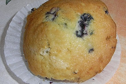 White Chocolate Blueberry Muffins 41