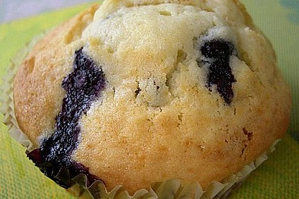 White Chocolate Blueberry Muffins 38