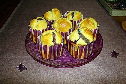 White Chocolate Blueberry Muffins 32