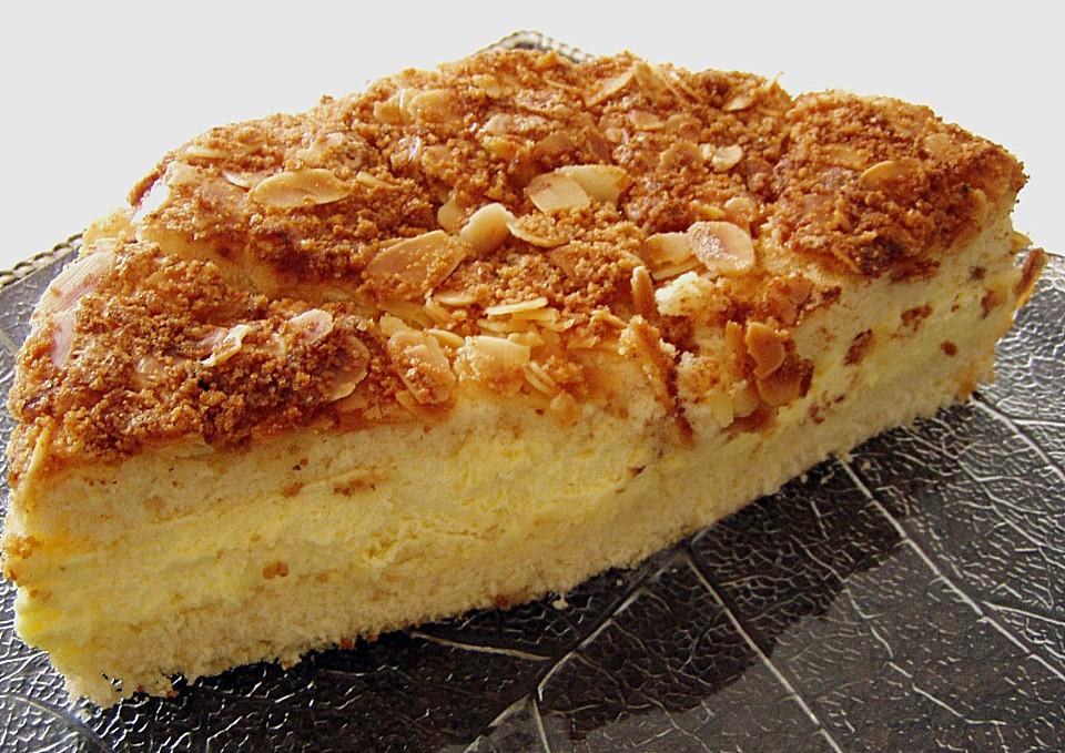 Schneller Bienenstich Kuchen Rezepte Suchen