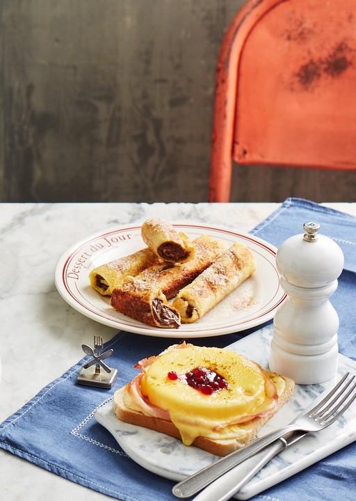 toast hawaii variante rezept mit bild von suto susi. Black Bedroom Furniture Sets. Home Design Ideas