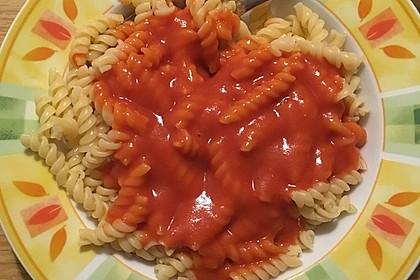 Tomatensoße wie aus der DDR Schulküche 15