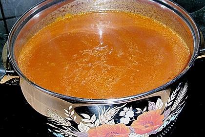 Tomatensoße wie aus der DDR Schulküche 12